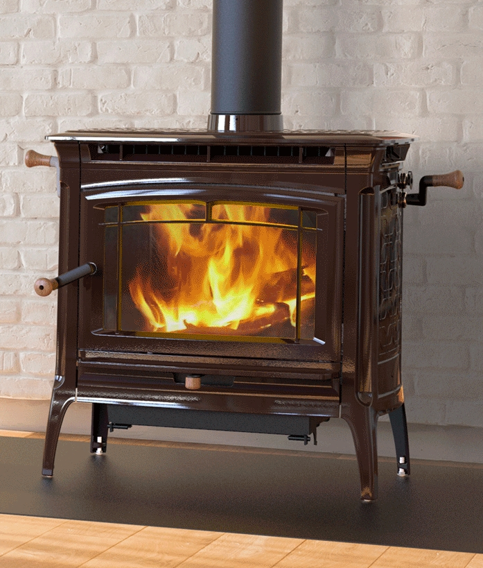 Hearthstone Manchester Model 8362 Wood Stove